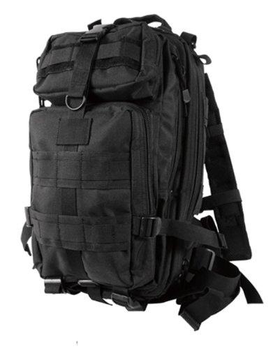Rothco Black Medium Transport Pack