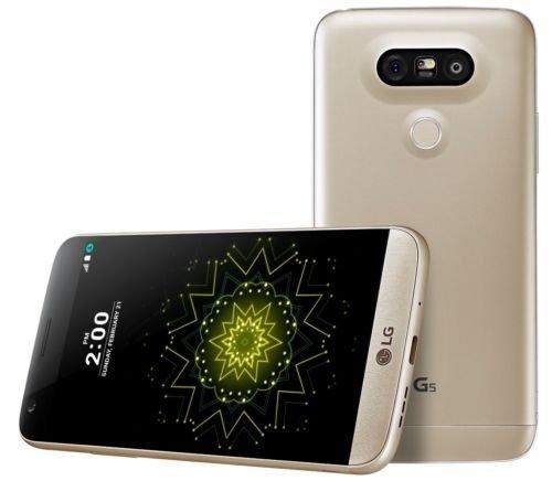 LG-H860 G5 (Gold)