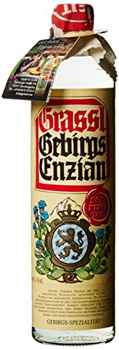 Grassl Gebirgsenzian Spirituosen (1 x 0.7 l)