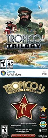 Tropico Collection: 1-4 + Paradise Island / Absolute Power / Modern Times (Version Anglais)