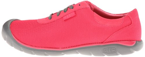 Keen  Kanga Lace Ws, Hi-Top Slippers mixte adulte Rouge