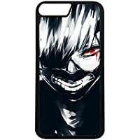 APPLE iPhone 7 Cool silicona móvil Tokyo Ghoul Printed móvil