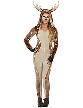Nihiug Cosplay Costume Da Halloween Vestito Di Animale Sika Sexy Vestito Di Cervi Delle Signore Di Abbigliamento...