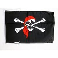 Fahne Flagge Pirat Freibeuter 30 x 45 cm