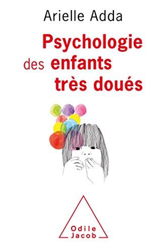 Psychologie des enfants très doués par Adda