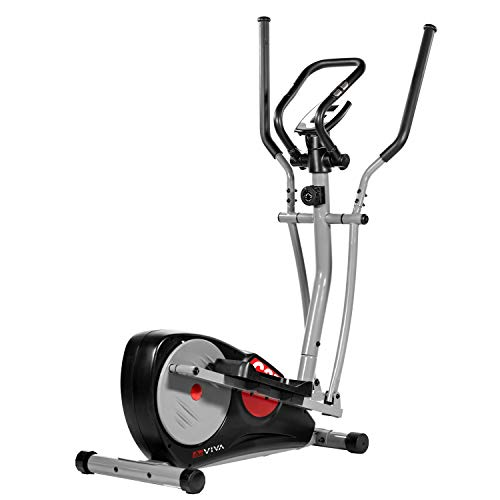 AsVIVA Unisex - Adult Cross Trainer C27 Cardio Black One Size