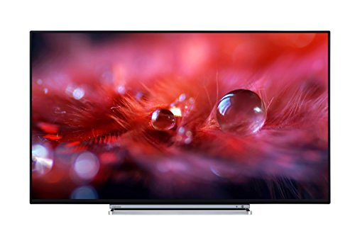 Toshiba 55U5766DB 55-Inch 4K Ultra HD LED Smart TV with Freeview Play - Black (2017 Model)
