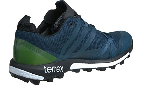 adidas Damen Terrex Swift R Gtx W Turnschuhe tech steel f16-craft blue f16-unity lime f16