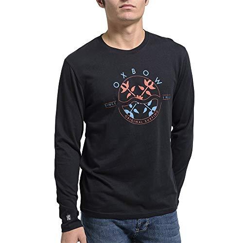 Oxbow K2TOPERT Tee-Shirt Homme, Noir, FR (Taille Fabricant : 4XL)