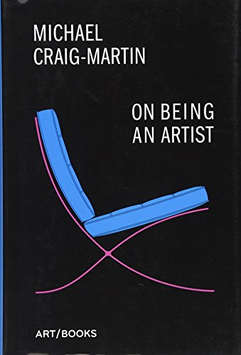 On Being an Artist par Michael Craig-Martin