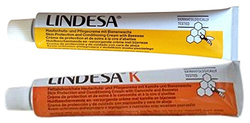 Lindesa Test-Set, Lindesa und Lindesa K als Probierkombi