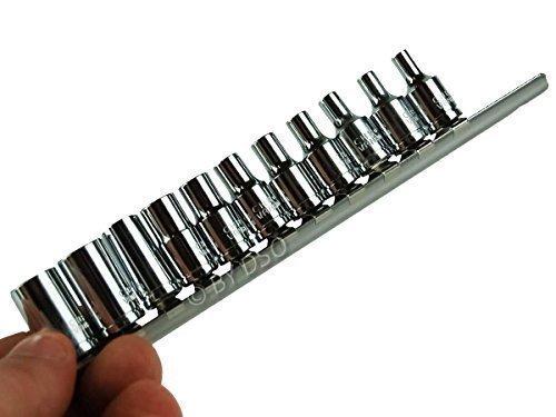 11 Pc 0.6cm Schaft -BA0-BA10 Sockel Set SS016