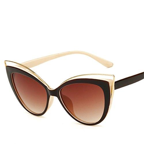 donna-ragazze-retr-moda-allaperto-uv400-occhi-di-gatto-occhiali-da-sole-marrone-c