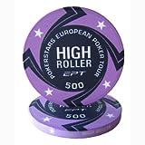 Fiches Ceramica EPT High Roller Replica Valore 500