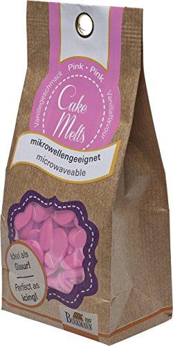 Cake Melts pink 250g Beutel