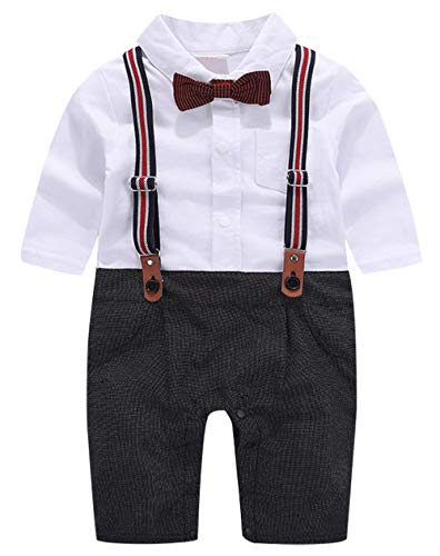 cool elves - Ropa de Bebés Niños Mono Mameluco para Bautismo Fiesta Boda  Traje. f961d6f5b88e