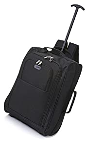 5 Cities Cabin Trolley Backpack Hand Luggage by 5 Cities
