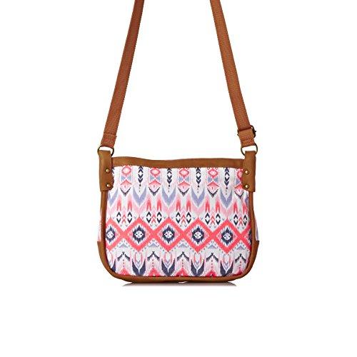 Animal Horizons Medium X Body Womens Handbag SUMMER PINK