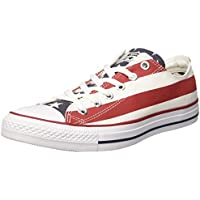 Converse Unisex Adults  Chuck Taylor All Star Ox Trainers 3e4a421e5