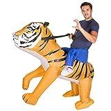 Bodysocks Costume Gonfiabile da Tigre per Adulti