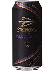 Strongbow Dark Fruit Cider Cans, 10 x 440ml