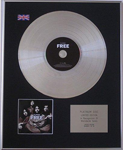 Century Music Awards CD Platinum Disc Classic -