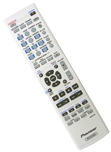 Pioneer AXD7736 Original-Fernbedienung für VSX-S510-W / -K / -S Slim Netzwerk-Mehrkanal Receiver (Pioneer Receiver-fernbedienung)