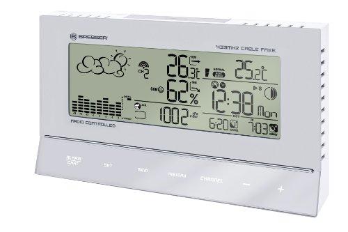bresser-estacion-meteorologica-inalambrica-con-sensor-de-temperatura-y-humedad