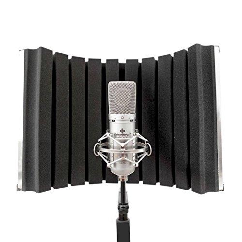 Studio Series Tragbare Vocal Booth Flex