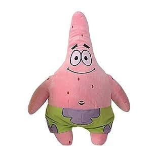 Bob l'Eponge – Patrick Étoile de Mer – Peluche 45 cm
