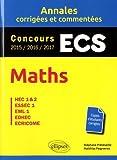 Maths - ECS : HEC 1 & 2, ESSEC 1, EML 1, EDHEC, ECRICOME
