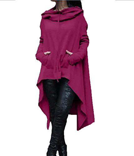 Tootlessly-Women Damen Bluse Gr. X-Small, rosarot Aeropostale Zip