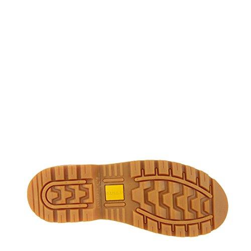 Amblers Steel FS7 Chaussures de sécurité unisexes avec embout en acier Miel Beige - Miel
