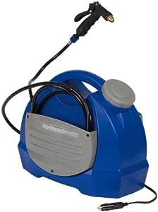 Cartrend 50148 Druckreiniger 12 Volt 80 Watt Wassertank 13 Liter Auto