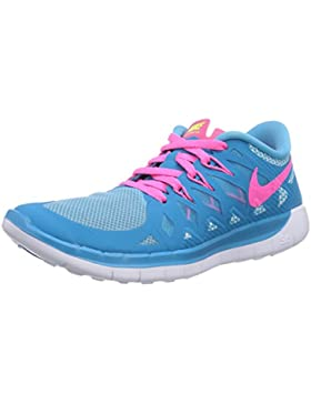 Nike Mädchen Free 5.0 Laufschuhe