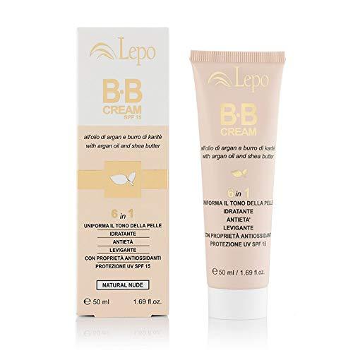 Creme colorate viso Lepo BB cream 50 ml - 1 medio chiaro -