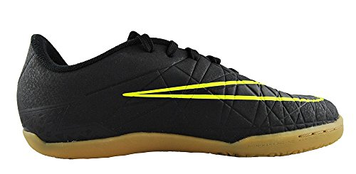 Nike Jr Hypervenomx Phelon Ii Ic, Chaussures de Football Mixte Adulte Noir