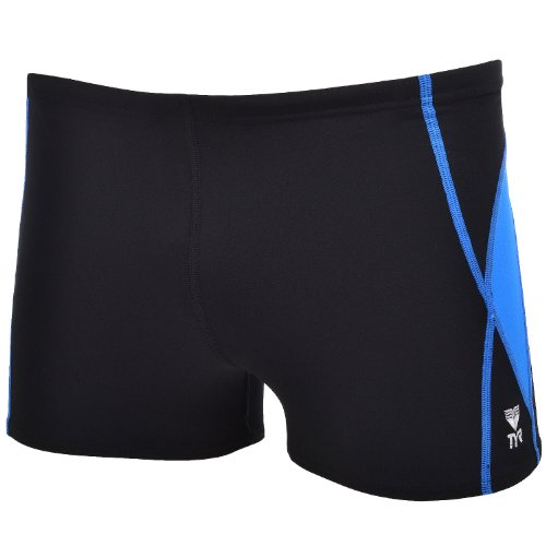 TYR titane épissure-maillot de bain-durafast Noir - Noir