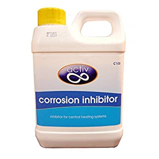 Activ8 C100 All Metals Corrosion Central Heating Inhibitor 1 Litre