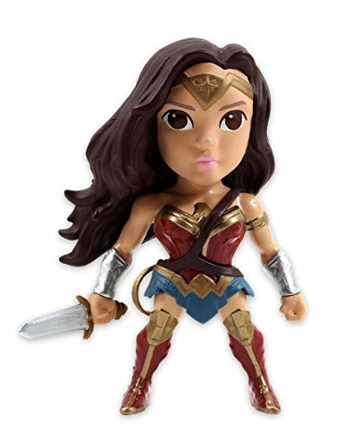 "Figura Batman vs Superman - Metals Die Cast ""Wonder Woman/Mujer Maravilla"""