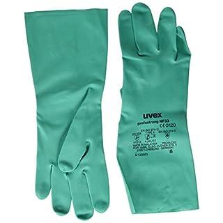Uvex Schutzhandschuh gegen chemische und mechanische Risiken 6012207