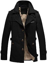 cappotto uomo corto