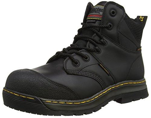 Dr. Martens Surge St Waterproof, Chaussures de Sécurité Homme, 44 EU