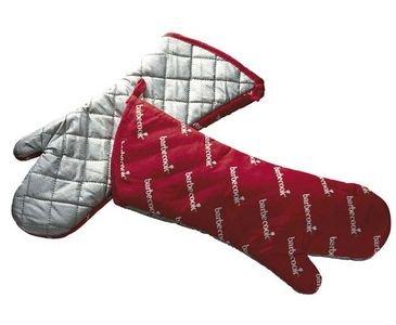 Handschuhe, mit Aluminiumisolierung, Paar, Länge 40cm, schwarz