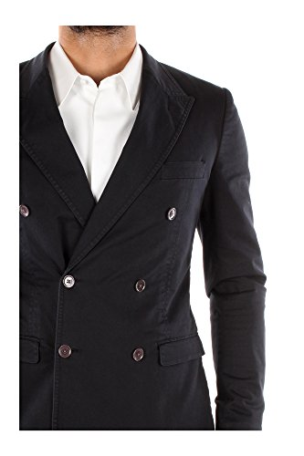 G2EU5TG8O57B0665 Dolce&Gabbana Homme Coton Bleu Bleu