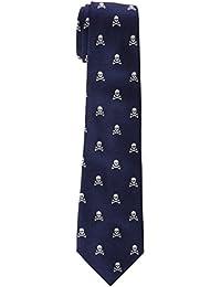 Scalpers Skull Tie, Corbata para Hombre