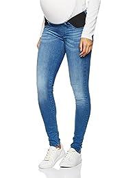 bellybutton Women's Slim MIT Elastischen Taschene Maternity Jeans