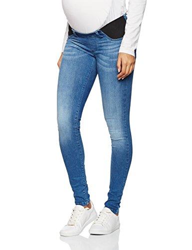 Bellybutton Slim Mit Elastischen Taschene, Jeans Donna Blau (blue 0013)