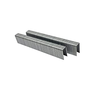 Air Locker L9010 3/8 Inch Long x 1/4 Inch Narrow Crown 18 Gauge (L Wire) Finish Staples (5,000 per box) by Air Locker
