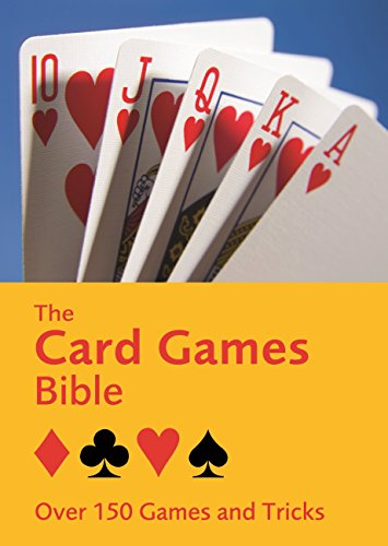 The Card Games Bible: Over 150 games and tricks (English Edition) (Game Board Awards)